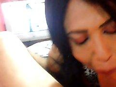 ankara travesti prensesela 0539 718 35 39  - clip # 028