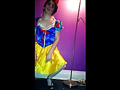 SNOW WHITE PRINCESS 10 INCH BBC DILDO